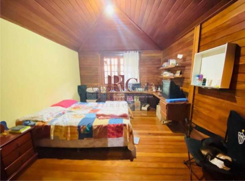 10 - Casa em Condomínio 5 quartos à venda Alto, Teresópolis - R$ 1.080.000 - GICN50004 - 11