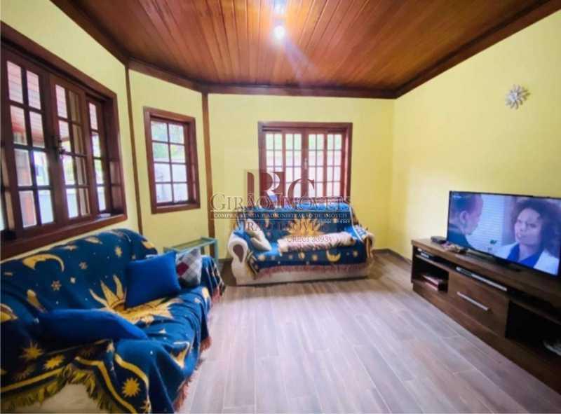 11 - Casa em Condomínio 5 quartos à venda Alto, Teresópolis - R$ 1.080.000 - GICN50004 - 12