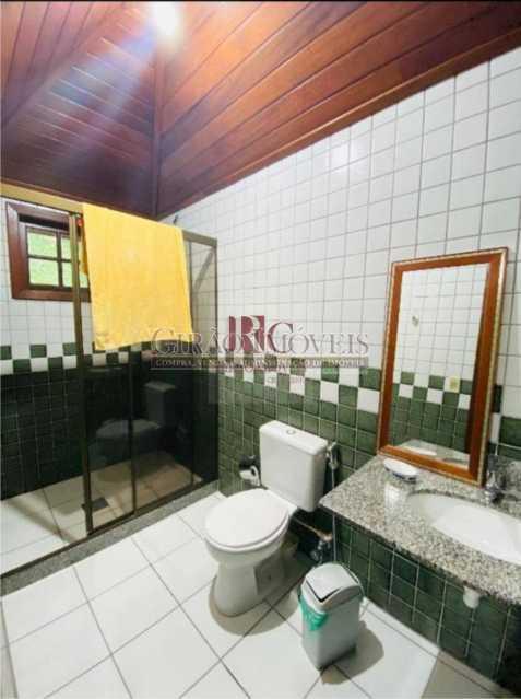 14 - Casa em Condomínio 5 quartos à venda Alto, Teresópolis - R$ 1.080.000 - GICN50004 - 15