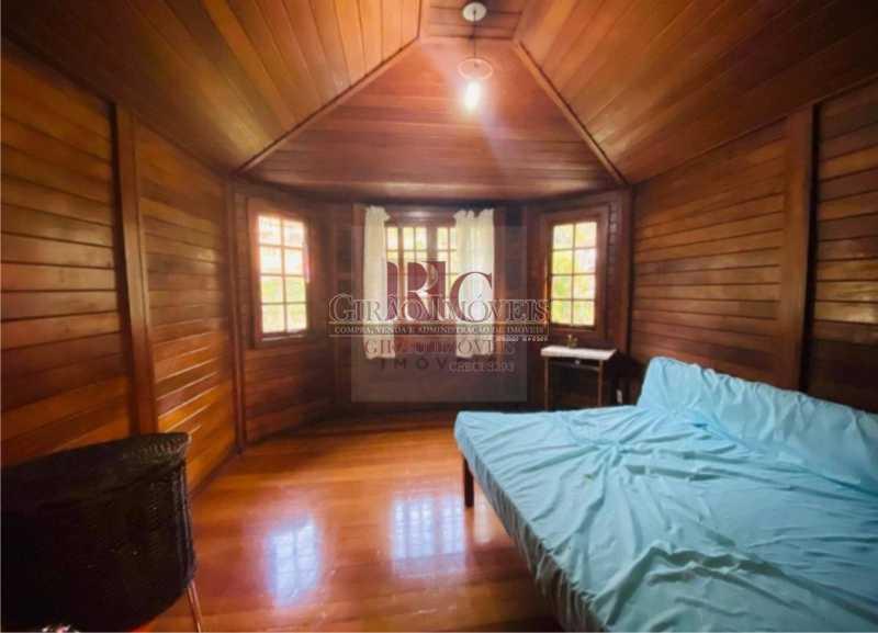 15 - Casa em Condomínio 5 quartos à venda Alto, Teresópolis - R$ 1.080.000 - GICN50004 - 16