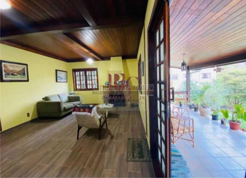 17 - Casa em Condomínio 5 quartos à venda Alto, Teresópolis - R$ 1.080.000 - GICN50004 - 18