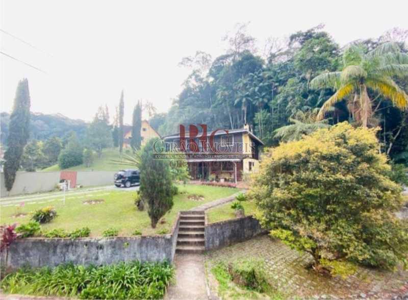 18 - Casa em Condomínio 5 quartos à venda Alto, Teresópolis - R$ 1.080.000 - GICN50004 - 19