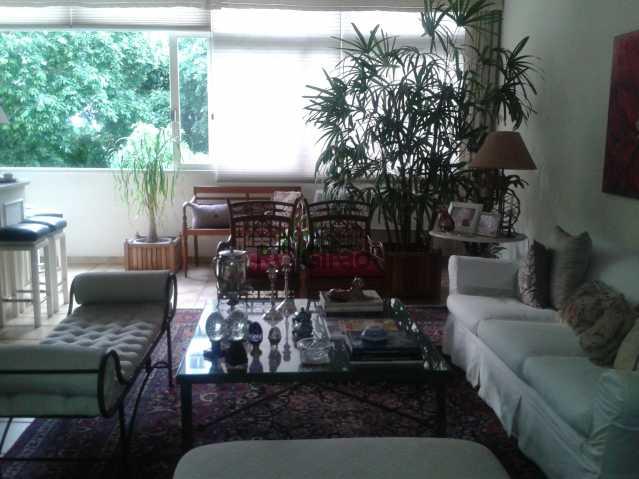 1 SALA - Apartamento À Venda - Ipanema - Rio de Janeiro - RJ - GIAP30165 - 7