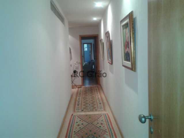 7 CIRCULAÇÃO - Apartamento À Venda - Ipanema - Rio de Janeiro - RJ - GIAP30165 - 9