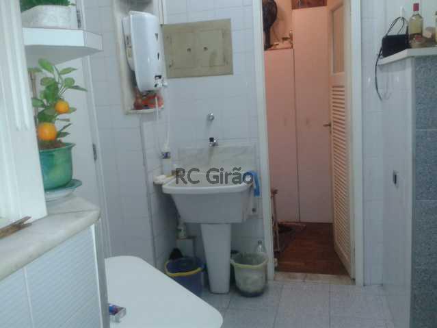23 ÁREA - Apartamento À Venda - Ipanema - Rio de Janeiro - RJ - GIAP30165 - 24