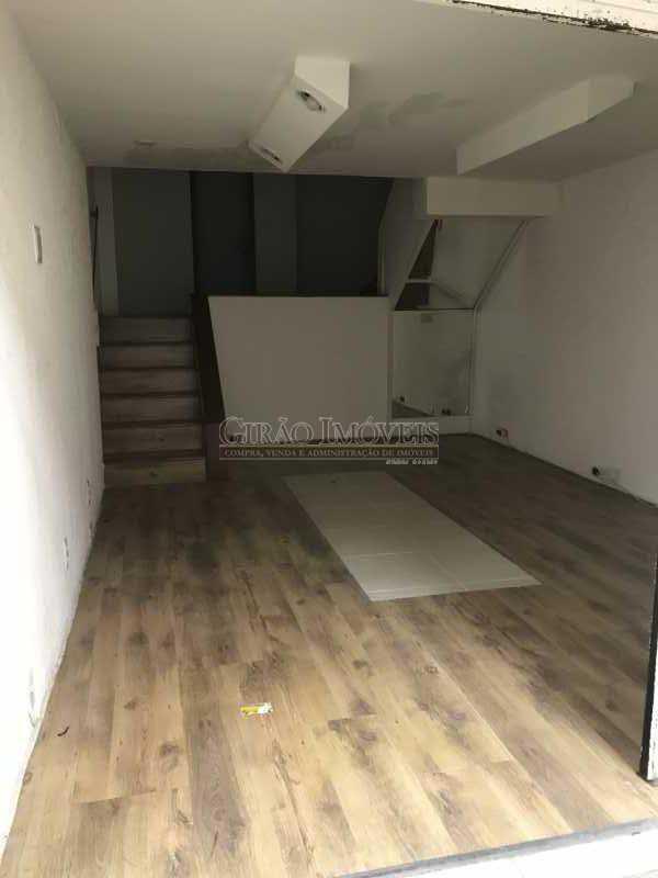 terreo.salao principal - Loja 29m² para venda e aluguel Ipanema, Rio de Janeiro - R$ 750.000 - GILJ00062 - 1