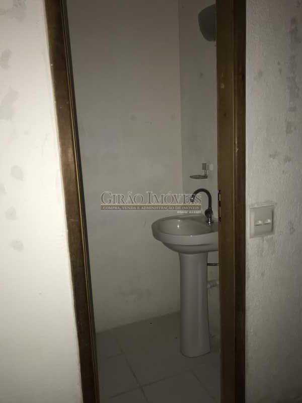 banheiro - Loja 29m² para venda e aluguel Ipanema, Rio de Janeiro - R$ 750.000 - GILJ00062 - 11