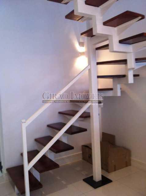 563001335649826 - Cobertura 3 quartos à venda Humaitá, Rio de Janeiro - R$ 2.400.000 - GICO30093 - 8