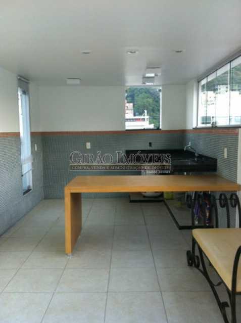 563066931003557 - Cobertura 3 quartos à venda Humaitá, Rio de Janeiro - R$ 2.400.000 - GICO30093 - 7