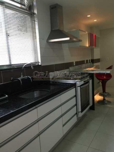 568001330268879 - Cobertura 3 quartos à venda Humaitá, Rio de Janeiro - R$ 2.400.000 - GICO30093 - 5