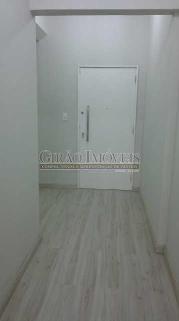 visão parcial da sala - Coração de Copacabana - GISL00110 - 12
