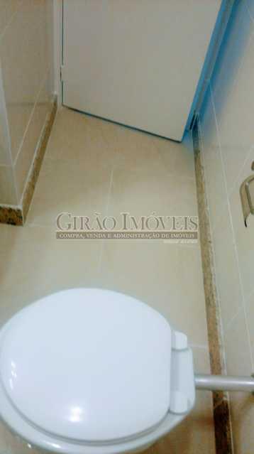 detalhe do banheiro - Coração de Copacabana - GISL00110 - 15