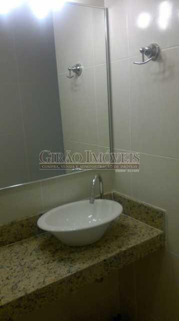 detalhe do banheiro - Coração de Copacabana - GISL00110 - 21