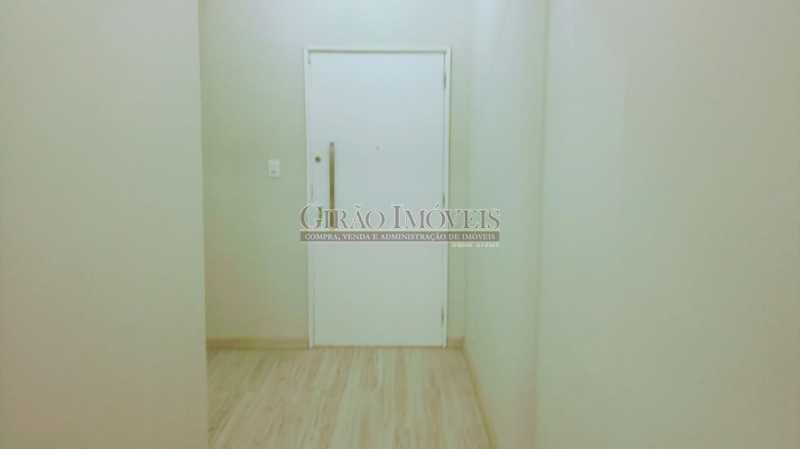 visão interna da porta - Coração de Copacabana - GISL00110 - 9