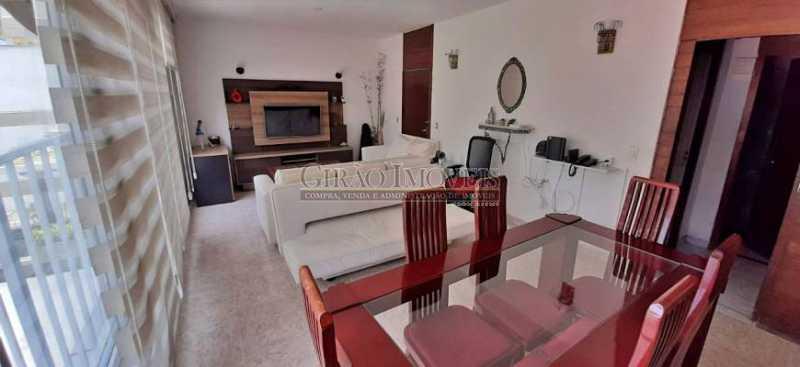 a414f25bc68010adf6a9e752bbdeb0 - Casa em Condomínio 3 quartos à venda Botafogo, Rio de Janeiro - R$ 1.550.000 - GICN30012 - 4
