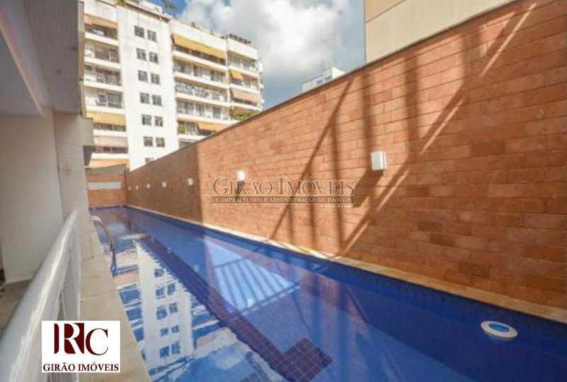1. área lazer. - Apartamento 3 quartos para venda e aluguel Botafogo, Rio de Janeiro - R$ 1.590.000 - GIAP31607 - 1