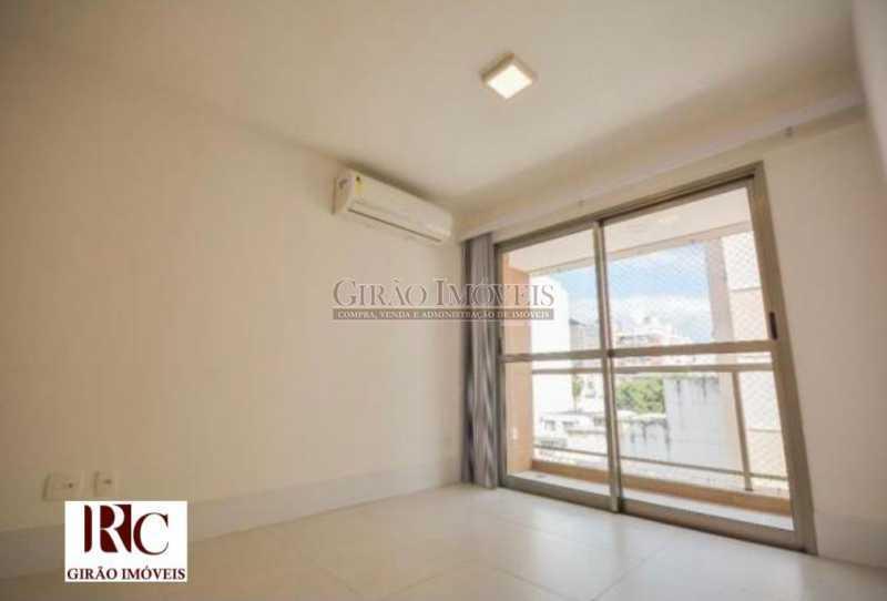 3. Sala em L. - Apartamento 3 quartos para venda e aluguel Botafogo, Rio de Janeiro - R$ 1.590.000 - GIAP31607 - 4