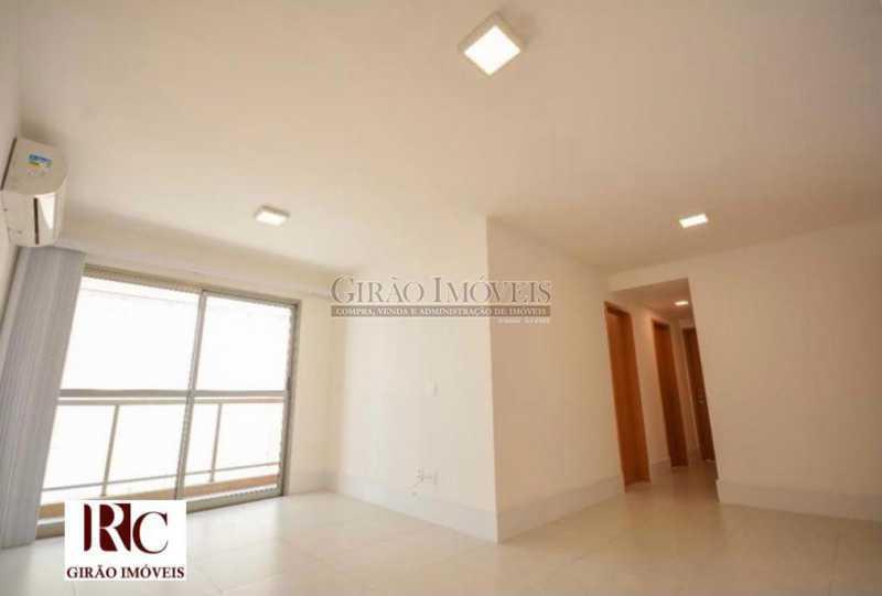 4. Sala. - Apartamento 3 quartos para venda e aluguel Botafogo, Rio de Janeiro - R$ 1.590.000 - GIAP31607 - 5