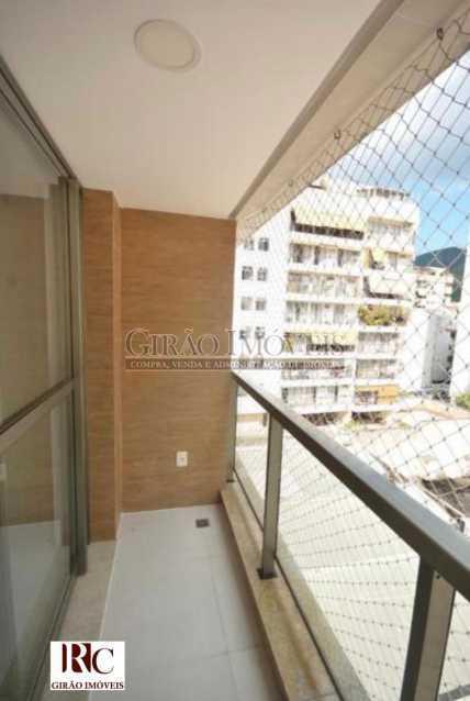 6. Vista Varanda. - Apartamento 3 quartos para venda e aluguel Botafogo, Rio de Janeiro - R$ 1.590.000 - GIAP31607 - 7