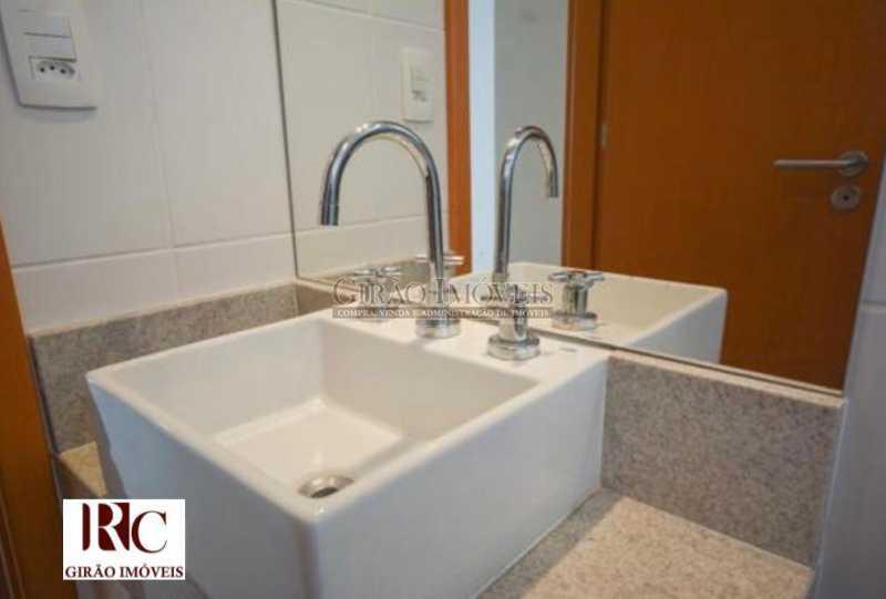 16. - Apartamento 3 quartos para venda e aluguel Botafogo, Rio de Janeiro - R$ 1.590.000 - GIAP31607 - 17