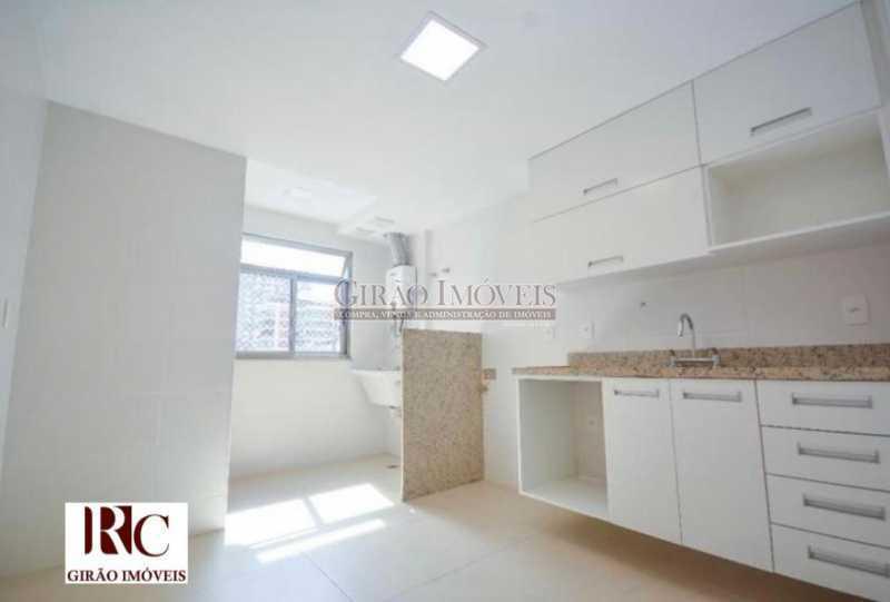 21. - Apartamento 3 quartos para venda e aluguel Botafogo, Rio de Janeiro - R$ 1.590.000 - GIAP31607 - 22