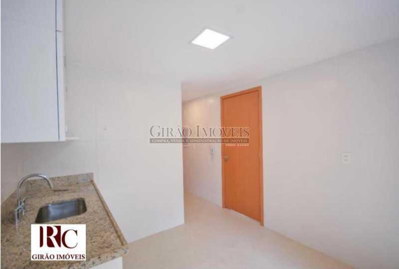 22. - Apartamento 3 quartos para venda e aluguel Botafogo, Rio de Janeiro - R$ 1.590.000 - GIAP31607 - 23