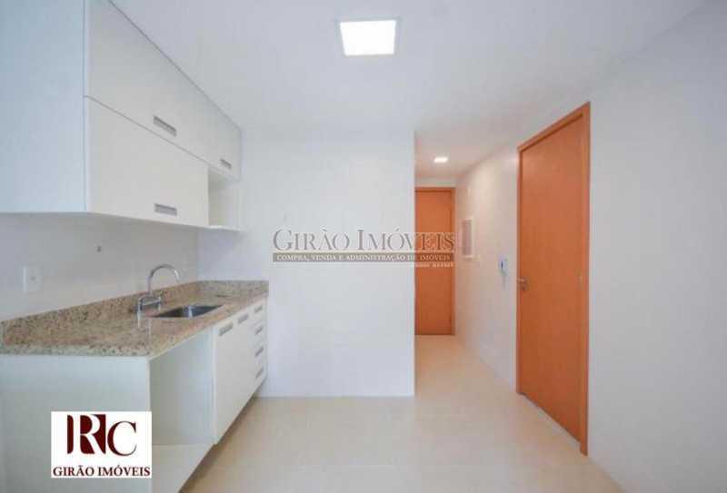 24. - Apartamento 3 quartos para venda e aluguel Botafogo, Rio de Janeiro - R$ 1.590.000 - GIAP31607 - 25
