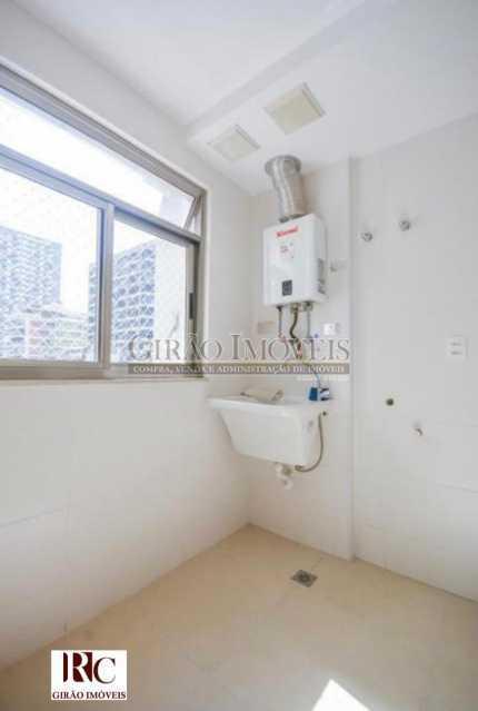 25. - Apartamento 3 quartos para venda e aluguel Botafogo, Rio de Janeiro - R$ 1.590.000 - GIAP31607 - 26