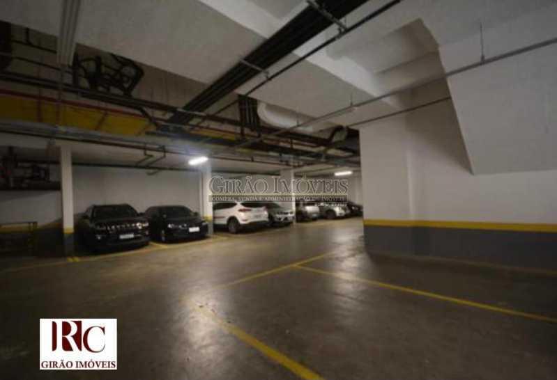 26. Garagem. - Apartamento 3 quartos para venda e aluguel Botafogo, Rio de Janeiro - R$ 1.590.000 - GIAP31607 - 27