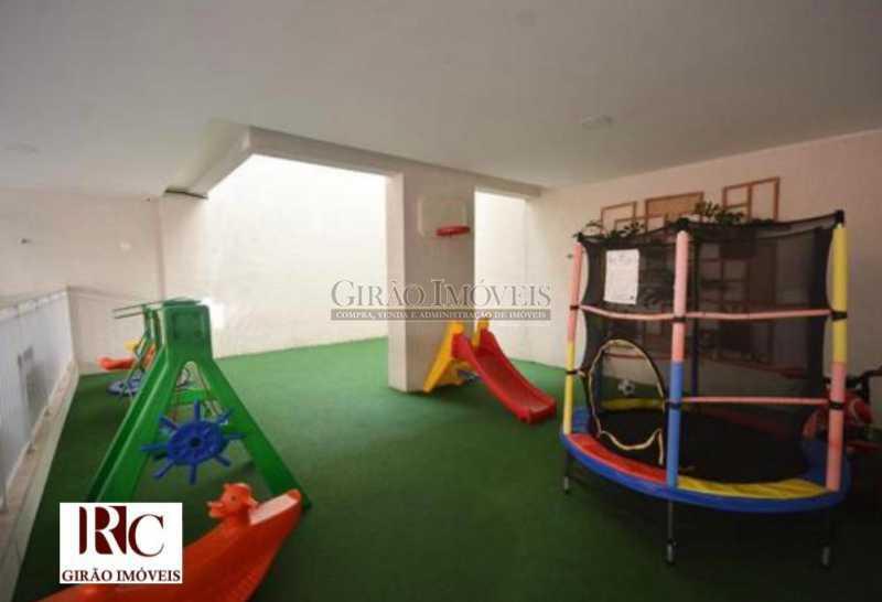 27. Play Ground. - Apartamento 3 quartos para venda e aluguel Botafogo, Rio de Janeiro - R$ 1.590.000 - GIAP31607 - 28
