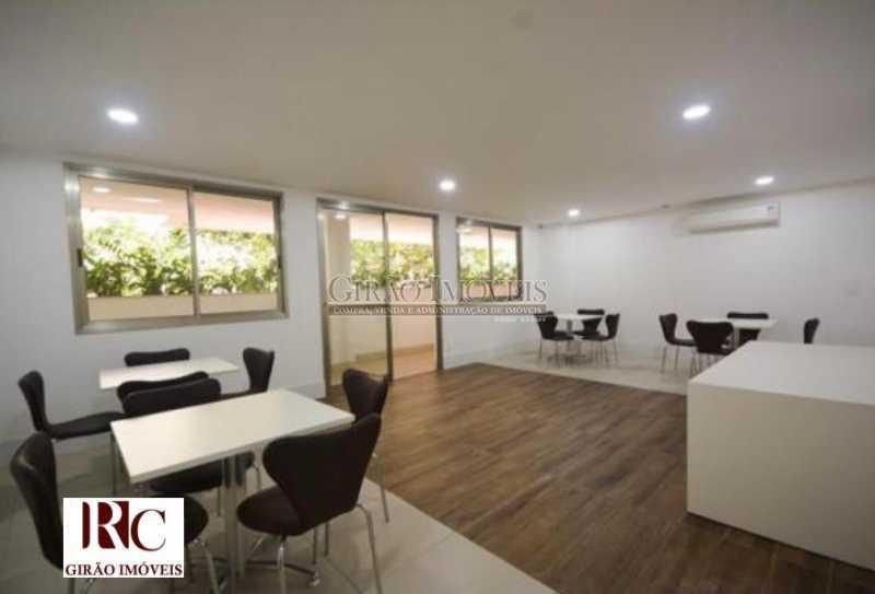 28. Lazer Social. - Apartamento 3 quartos para venda e aluguel Botafogo, Rio de Janeiro - R$ 1.590.000 - GIAP31607 - 29