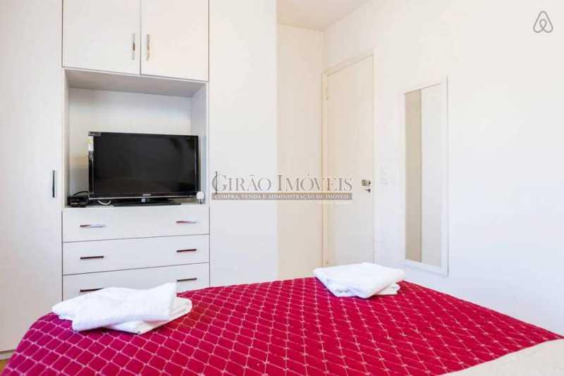 1 Quarto - Apartamento 2 quartos para alugar Leblon, Rio de Janeiro - R$ 4.000 - GIAP21357 - 4