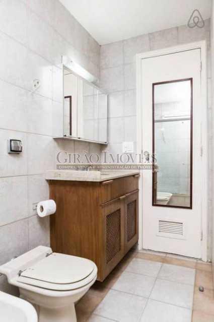 Banheiro - Apartamento 2 quartos para alugar Leblon, Rio de Janeiro - R$ 4.000 - GIAP21357 - 9