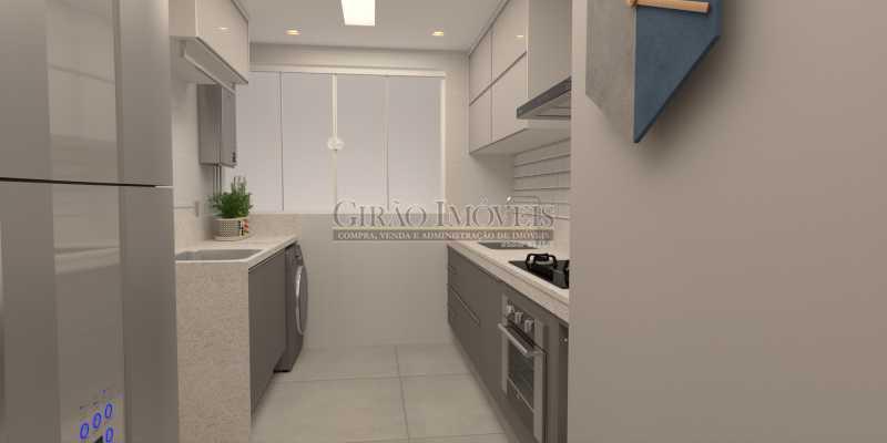 c30be0041e905ef9-COZINHA 03 - Apartamento 2 quartos à venda Botafogo, Rio de Janeiro - R$ 790.000 - GIAP21361 - 15