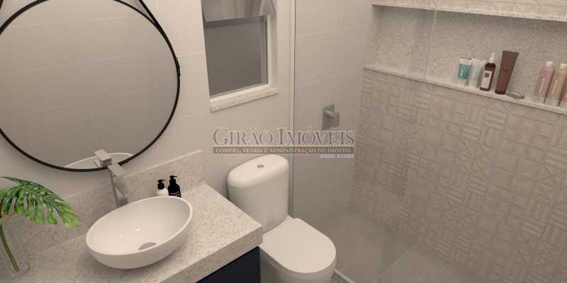 d9b068b3f1160080-BANHEIRO SUIT - Apartamento 2 quartos à venda Botafogo, Rio de Janeiro - R$ 790.000 - GIAP21361 - 16