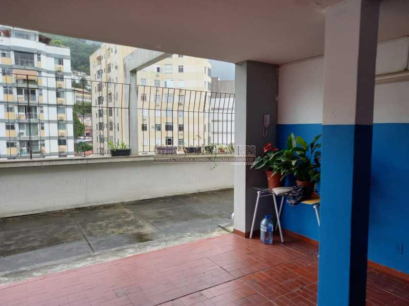 área externa comum play - Perto do Metrô da Uruguai! - GIAP21364 - 17