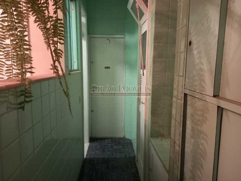 area de serviço com armários - Perto do Metrô da Uruguai! - GIAP21364 - 11