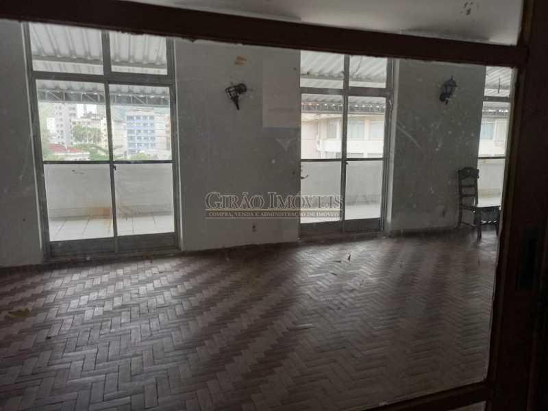 área externa comum salão festa - Perto do Metrô da Uruguai! - GIAP21364 - 21