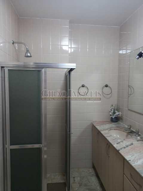 banheiro social - Perto do Metrô da Uruguai! - GIAP21364 - 13