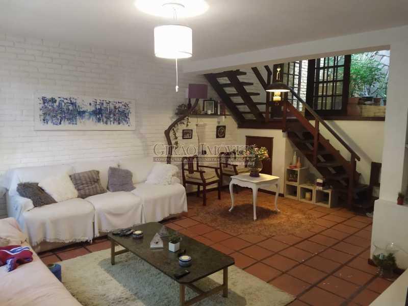1 - Casa em Condomínio 7 quartos à venda Copacabana, Rio de Janeiro - R$ 2.500.000 - GICN70002 - 1