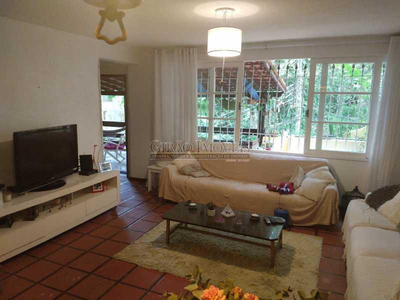 3 - Casa em Condomínio 7 quartos à venda Copacabana, Rio de Janeiro - R$ 2.500.000 - GICN70002 - 4