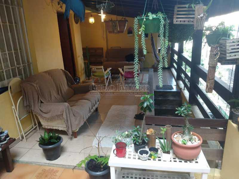 5 - Casa em Condomínio 7 quartos à venda Copacabana, Rio de Janeiro - R$ 2.500.000 - GICN70002 - 6