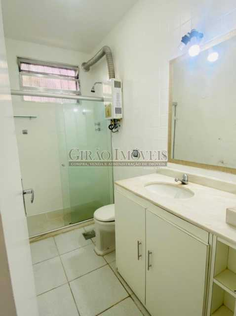 Banheiro social - 2 Quartos próximo a praia - GIAP21372 - 8