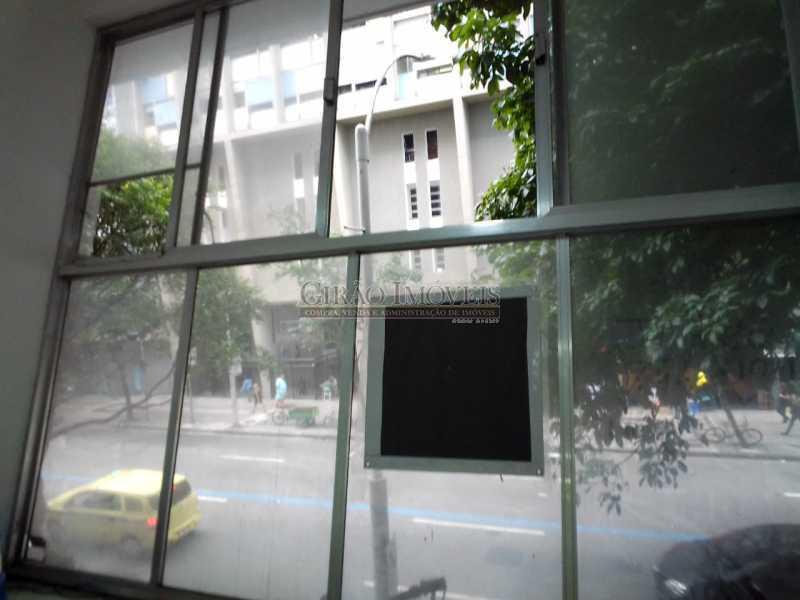 VITRINE VISTA P RUA - Sala Comercial 42m² à venda Copacabana, Rio de Janeiro - R$ 480.000 - GISL00112 - 3