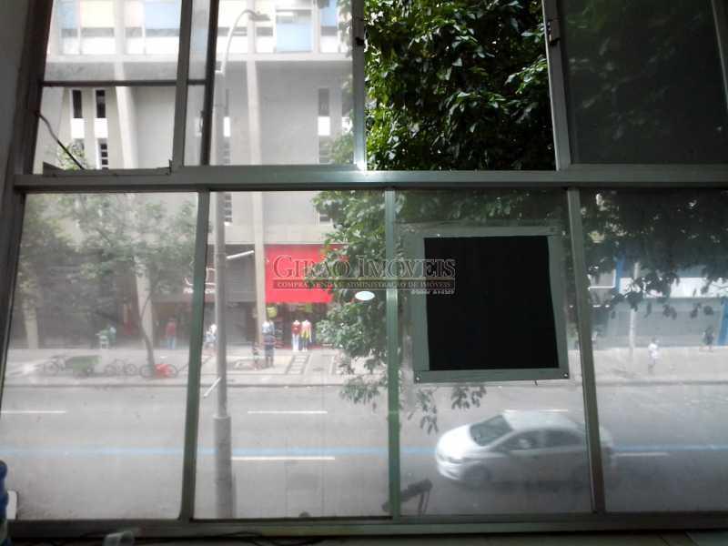 VITRINE VISTA P RUA - Sala Comercial 42m² à venda Copacabana, Rio de Janeiro - R$ 480.000 - GISL00112 - 1