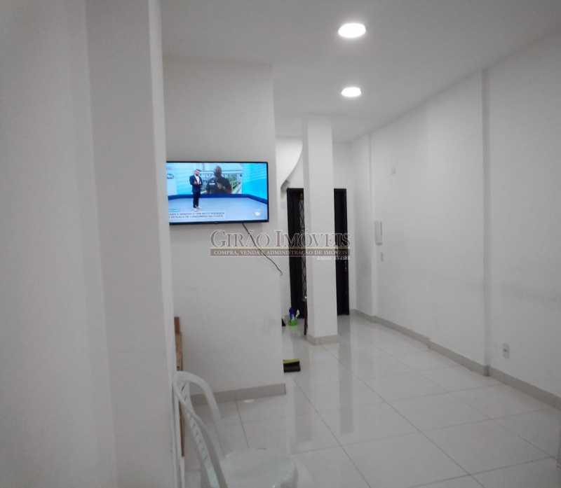 VUSÃO GERAL - Sala Comercial 42m² à venda Copacabana, Rio de Janeiro - R$ 480.000 - GISL00112 - 5