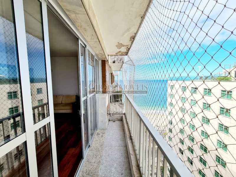 Primeiro Andar 9. - Cobertura 7 quartos à venda Copacabana, Rio de Janeiro - R$ 4.500.000 - GICO70001 - 1
