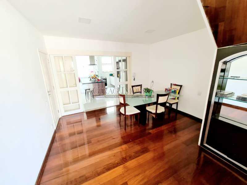 Primeiro Andar 11. - Cobertura 7 quartos à venda Copacabana, Rio de Janeiro - R$ 4.500.000 - GICO70001 - 4