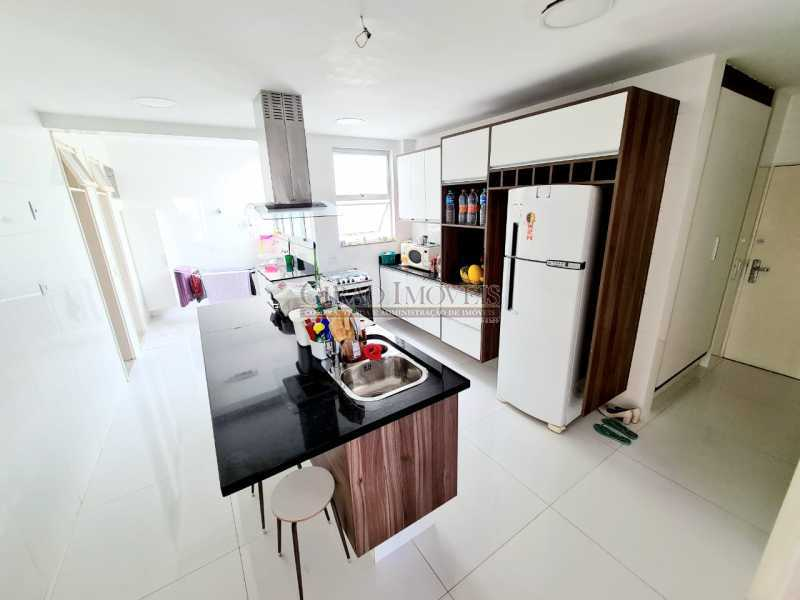 Primeiro Andar 13. - Cobertura 7 quartos à venda Copacabana, Rio de Janeiro - R$ 4.500.000 - GICO70001 - 6