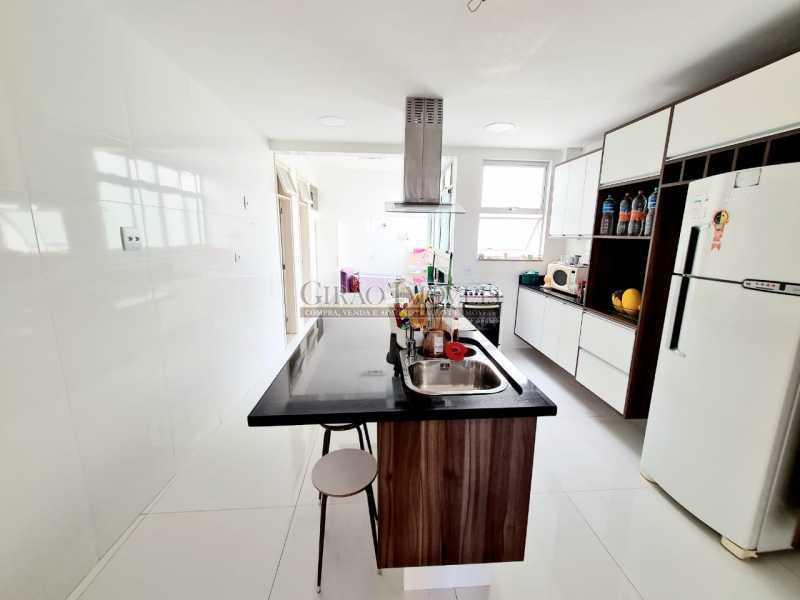 Primeiro Andar 14. - Cobertura 7 quartos à venda Copacabana, Rio de Janeiro - R$ 4.500.000 - GICO70001 - 7